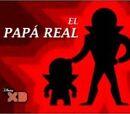 El Papá real
