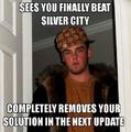 Scumbag Steve Silver City