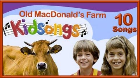 Mike The Dog Kidsongs