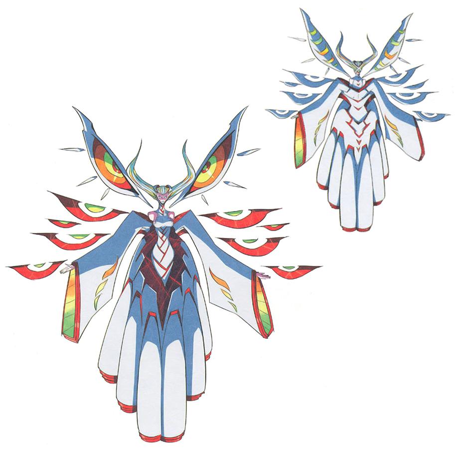 Image - Ragyō Kiryuin body (Shinra-Kōketsu Second Form).png | Kill ...