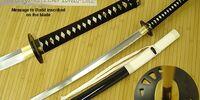 Budd's sword