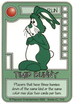 010 Green Timid Bunny-thumbnail