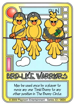 634 Bird-Like Warriors-thumbnail