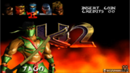 KI 2 1996 character select screen