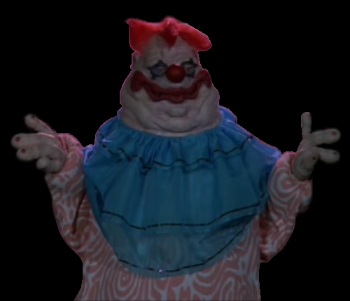 Image gallery killer klowns rudy for Who owns outer space