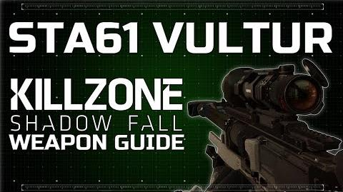 StA61 Vultur - Killzone Shadow Fall Weapon Guide