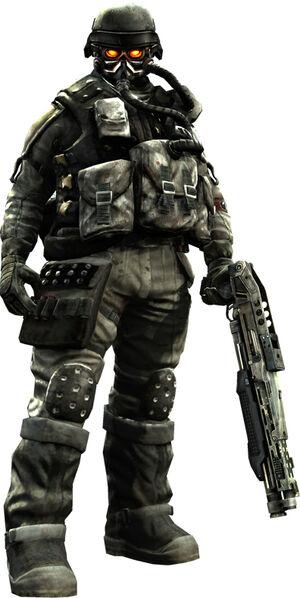 Mounted Gunner