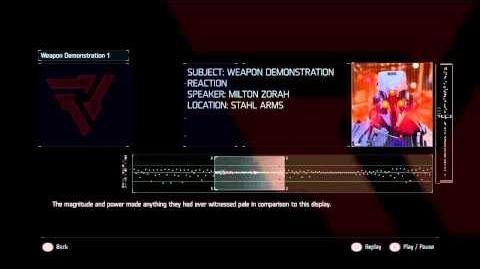 Killzone Shadow Fall Audiolog 34