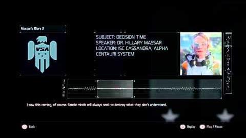 Killzone Shadow Fall Audiolog 10