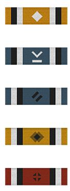 Killzone 3 ribbons