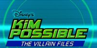 The Villain Files