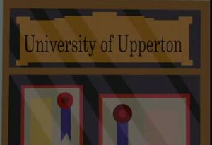 University of Upperton