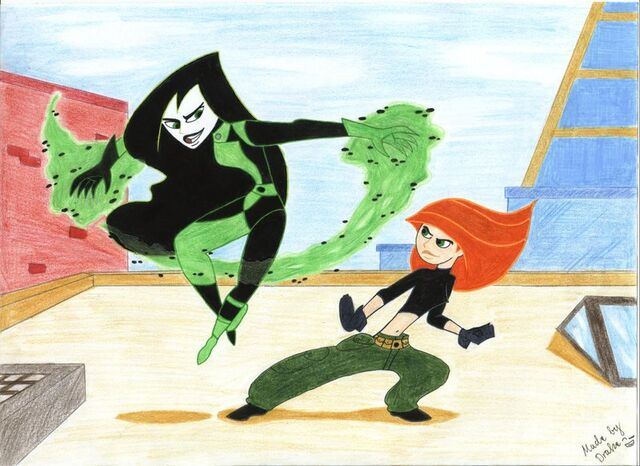 File:Kim vs Shego.jpg