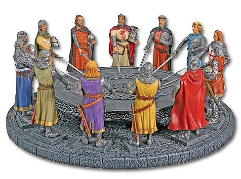 Image result for knights of the roundtable