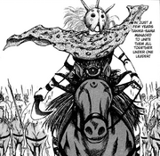 Yotanwa combat