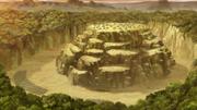 Ou Sen's Natural Fortress anime portrait