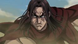 Hou Ken anime portrait