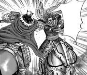 Tou slays Rinbukun
