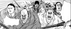 Four monster strength squad