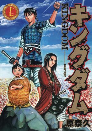 Volume 17 cover