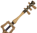 Hölzernes Schlüsselschwert