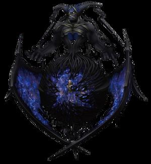 Ansem, Seeker of Darkness- Second Form KH3D