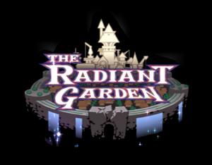 Radiant Garden Logo KHII