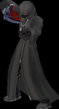 RikuHoodedSoulEater