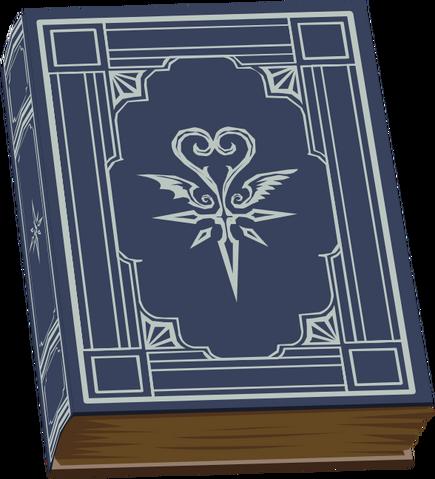 File:Book of Prophecies KHX.png