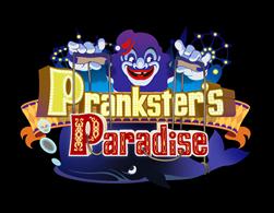 Prankster's Paradise Logo KH3D