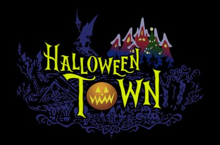 Archivo:Halloween Town Logo KHII.png