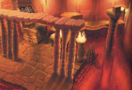Agrabah- Cave Hall (Art) KH
