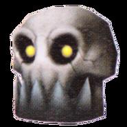 Pirate Ship - Skull