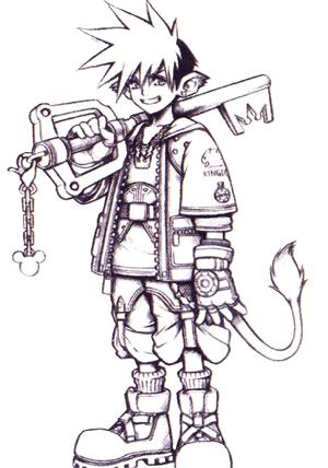 File:Sora- Concept 2 (Art) KH.png