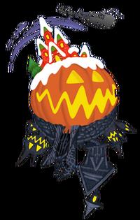 Halloween Town KHII