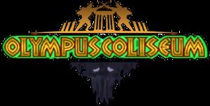 Olympus Coliseum Logo KHII
