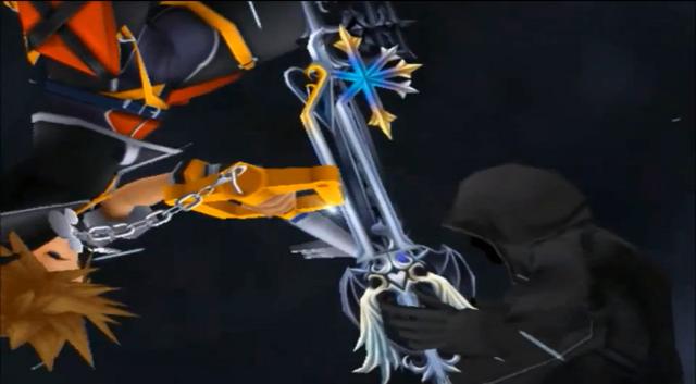 File:Sora versus Roxas KHII.PNG