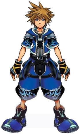 File:Sora- Wisdom Form (Art) KHII.png