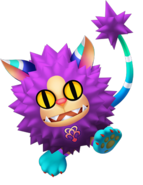 Pricklemane (Spirit)