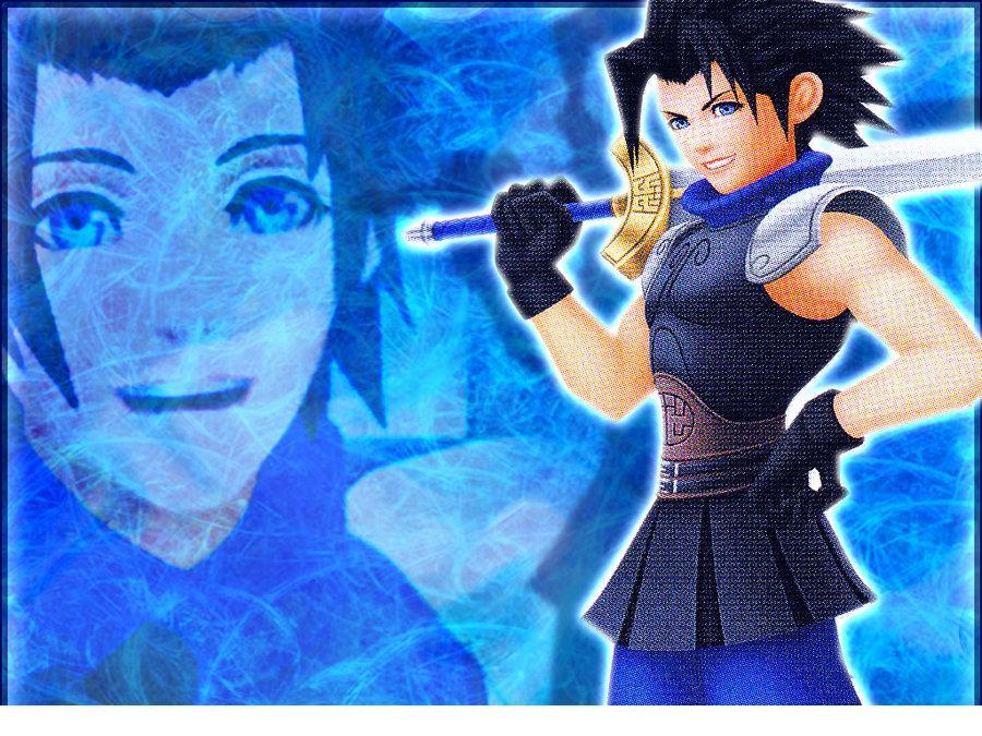 Kingdom Hearts  Birth by Sleep  Zacks Story Final