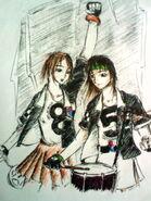 Troisnyxetienne and Delacroix