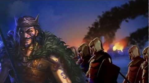 """""""Kingdoms of Camelot Battle for the North"""" - Official Trailer"""