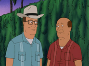 Bill Tells Hank to give up and let Cotton enjoy himself