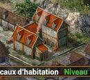 Locaux d'habitation