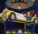 King Dedede's Limousine