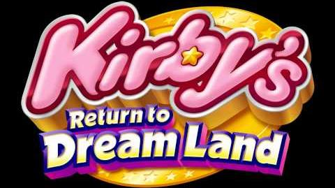 Green Greens (Item Challenge) - Kirby's Return to Dream Land Music Extended