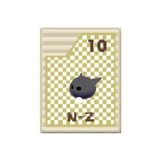 Carta de N-Z.