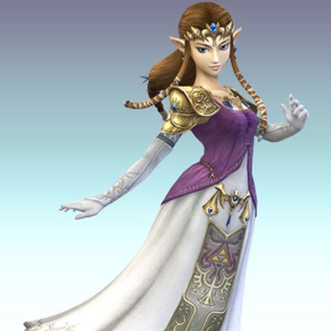 Esta es la Zelda real.