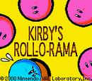 Kirby's Roll-o-Rama