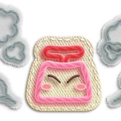 Kirby con forma de de <a href=